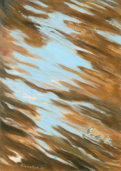 Monika Ruiz Art – The Flood
