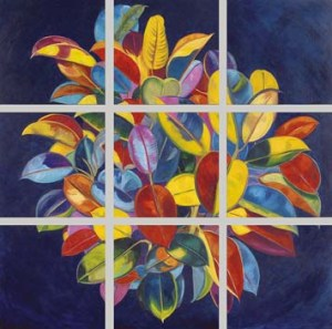 Monika Ruiz Art - Water Garden