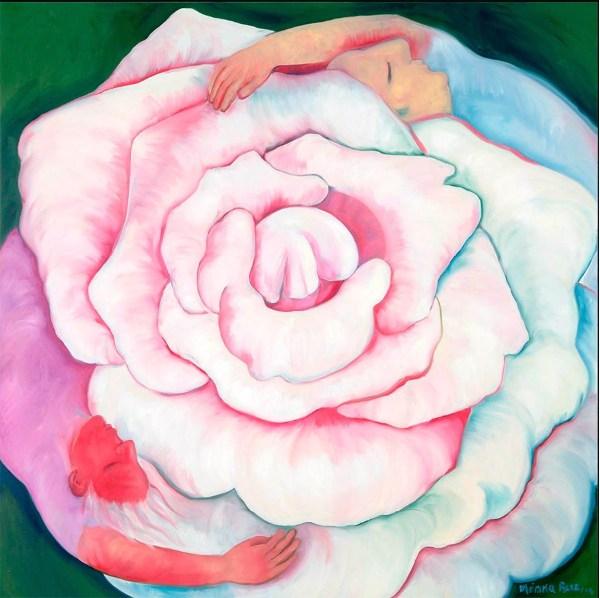 Monika Ruiz Art – Yin Yang