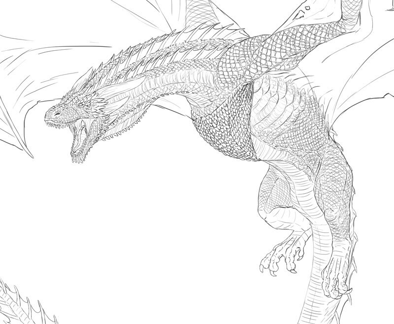 The Ice Dragon: the Making of