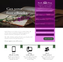 book website