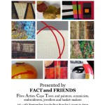 Thread and mixed media exhibition, Cape Town