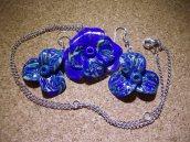 Blue orchids 12