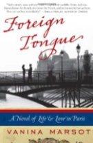 Foreign Tongue book cover, Vanina Marsot