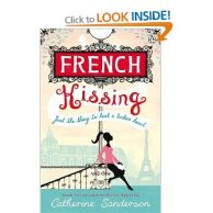 French Kissing book cover, Catherine Sanderson