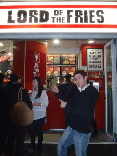 Lord of the Fries Melbourne