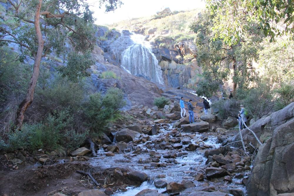Lesmurdie Falls