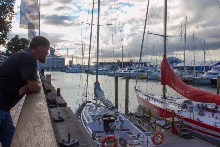 North Wharf Auckland