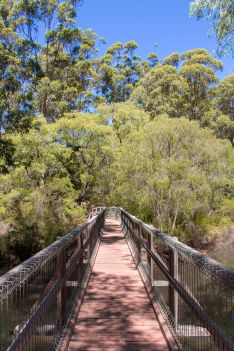 Bridge Over Margaret River