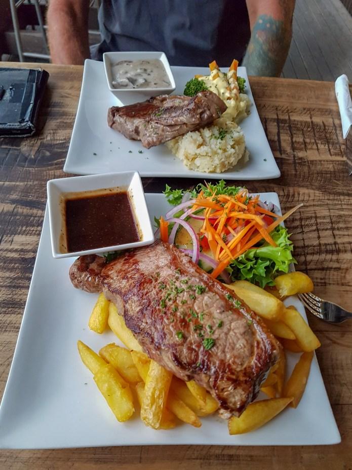 The Tomo Bar Steak