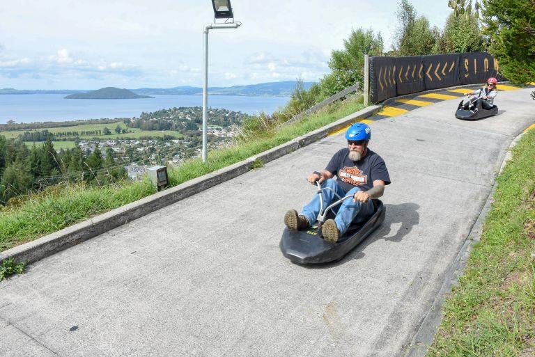 SkyLine Luge Rotorua