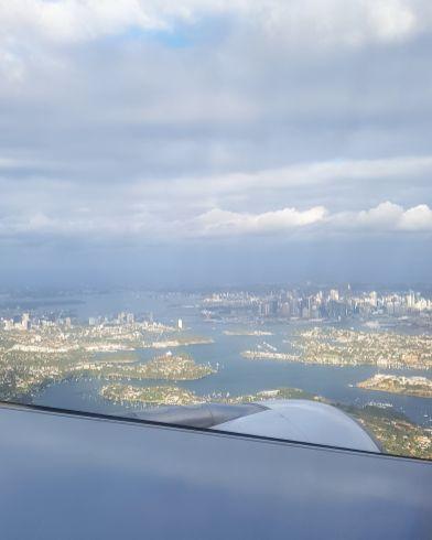 Qantas Flight