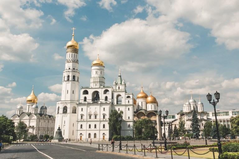 Kremlin Moscow 2