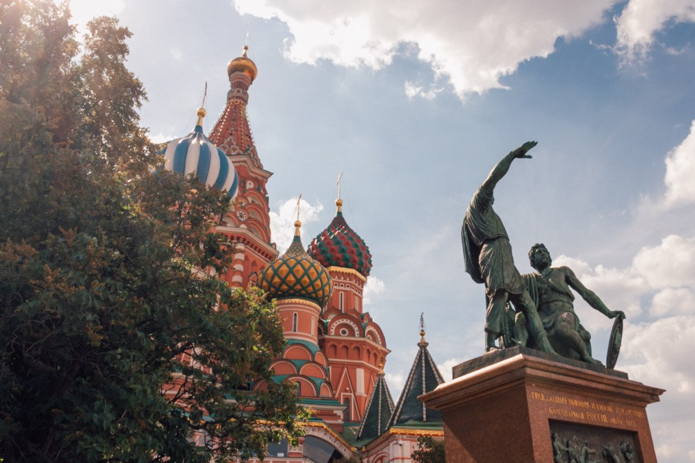 Saint Basil Cathedral Moscow 2