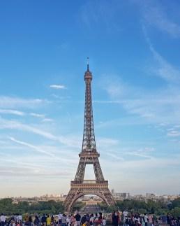 Eiffel Tower Paris 4