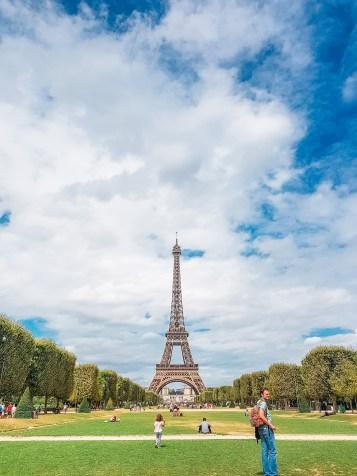 Eiffel Tower Paris 8