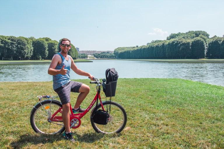 Versailles Canals
