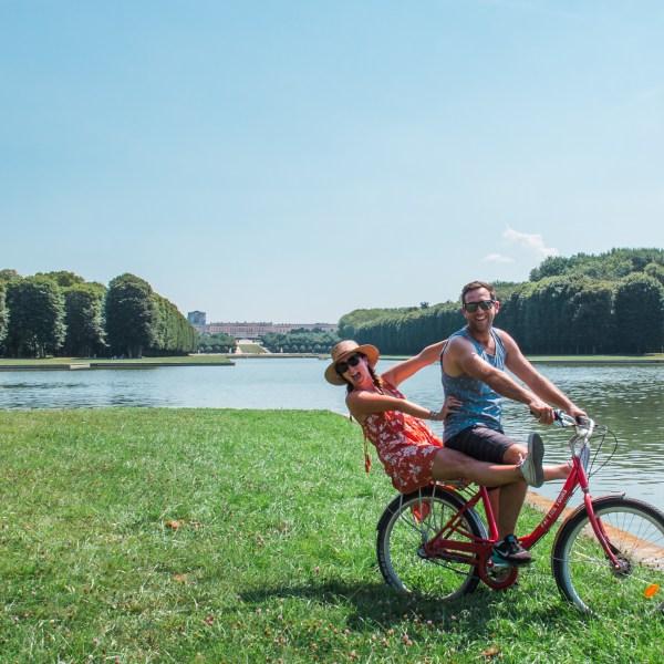 Versailles Chateau Fat Tire Bike Tours