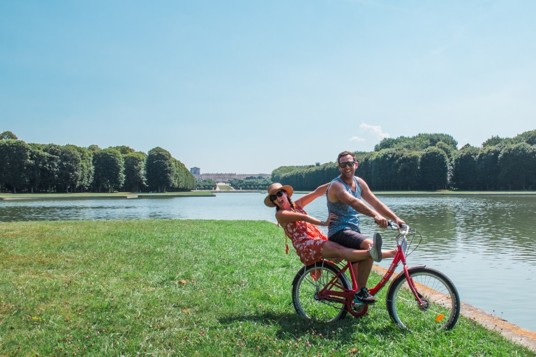 Versailles Fat Tire Bike Tours