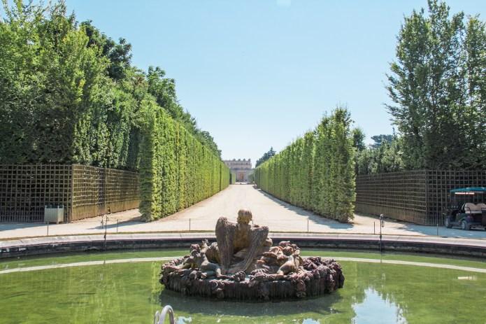 Versailles Gardens Grounds