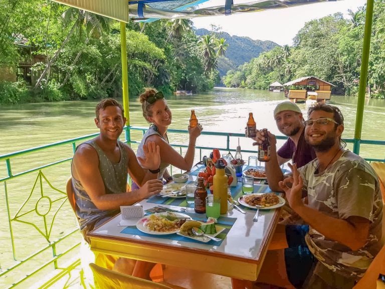 Loboc River Cruise 3