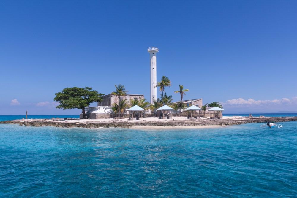 Malapascua Island Cebu Philippines Aquarium