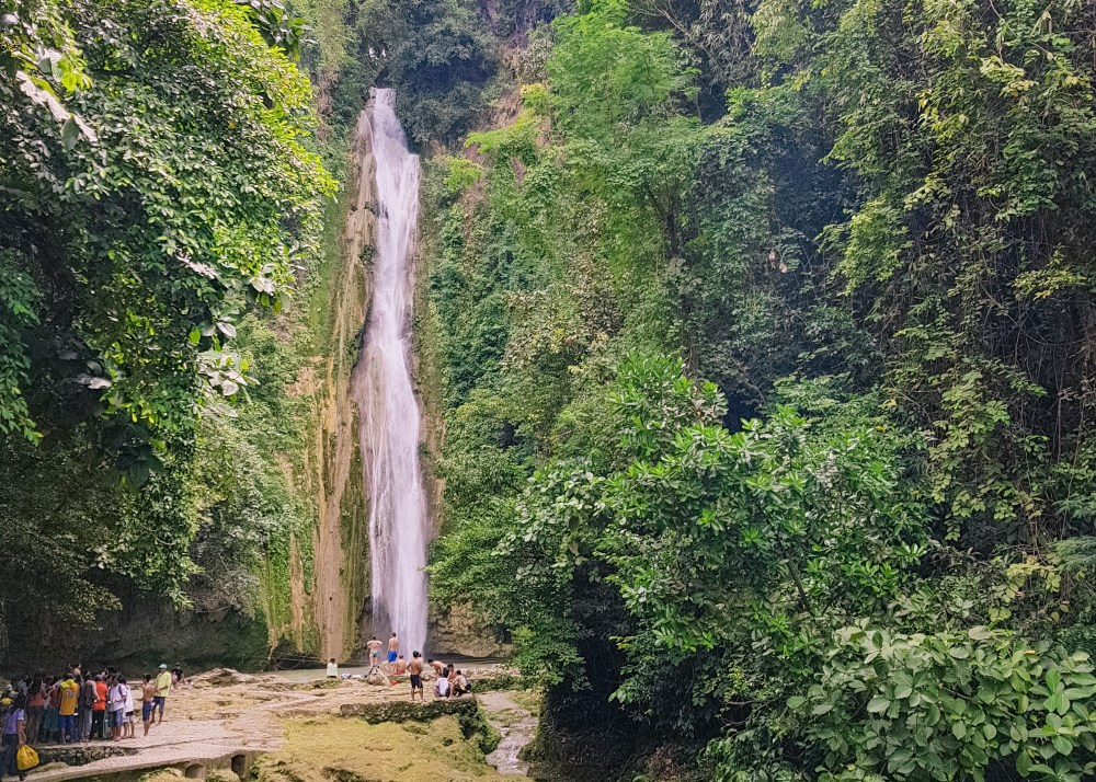 Mantayupan Falls Cebu Philippines 3