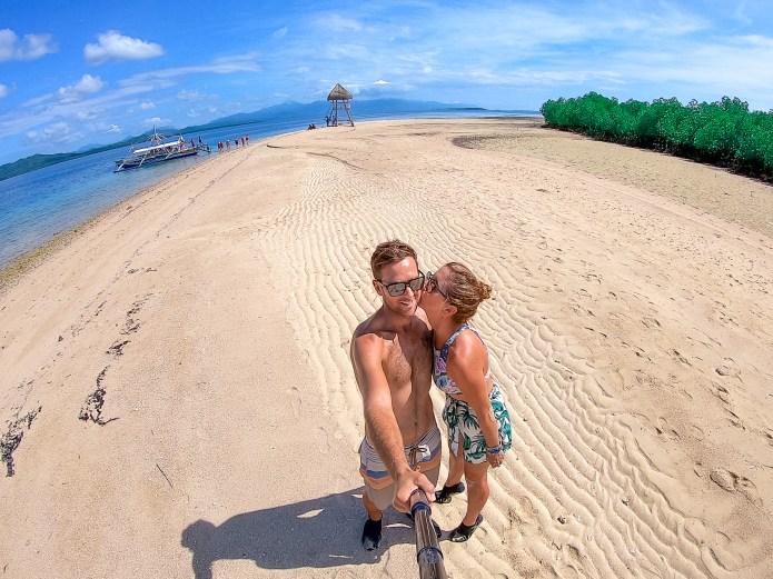Starfish Island Honda Bay Palawan Philippines Island Hopping