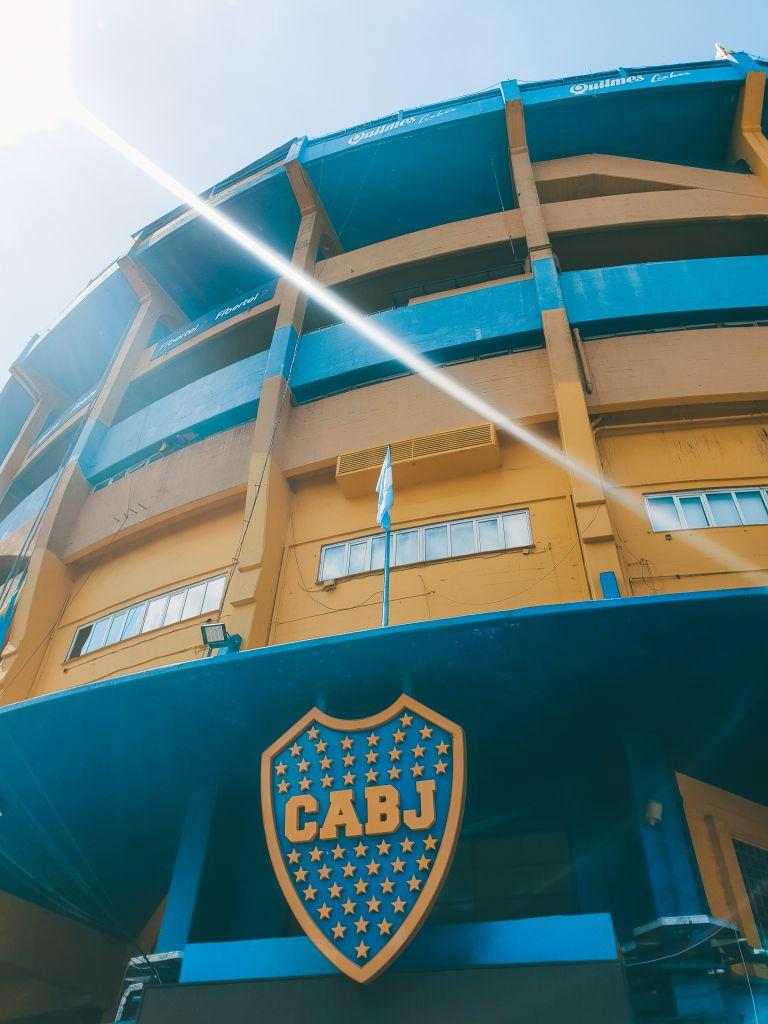 Boca Juniors Stadium Buenos Aires Argentina