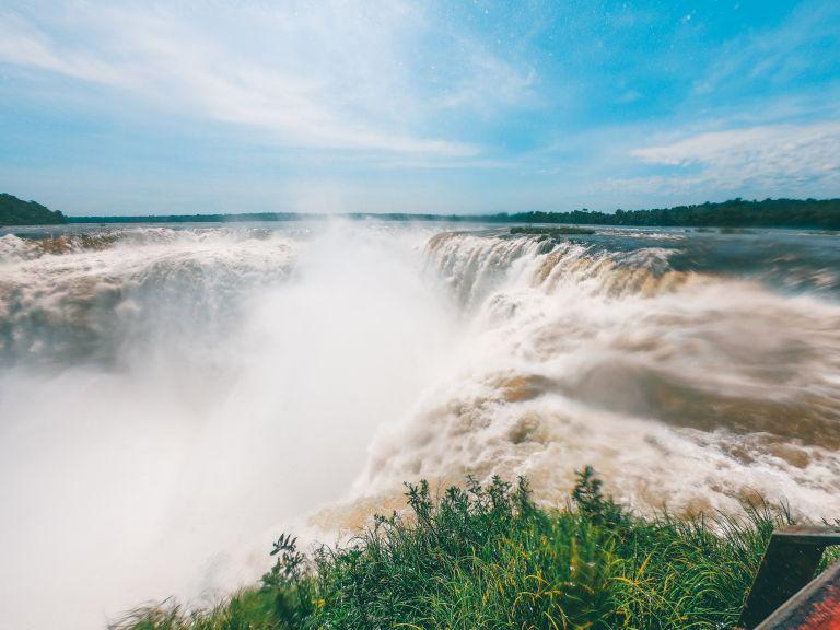 Cataratas del Iguazu Argentina Devils Throat