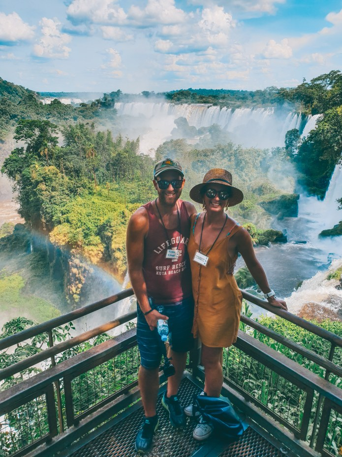 Cataratas del Iguazu Argentina Lovers
