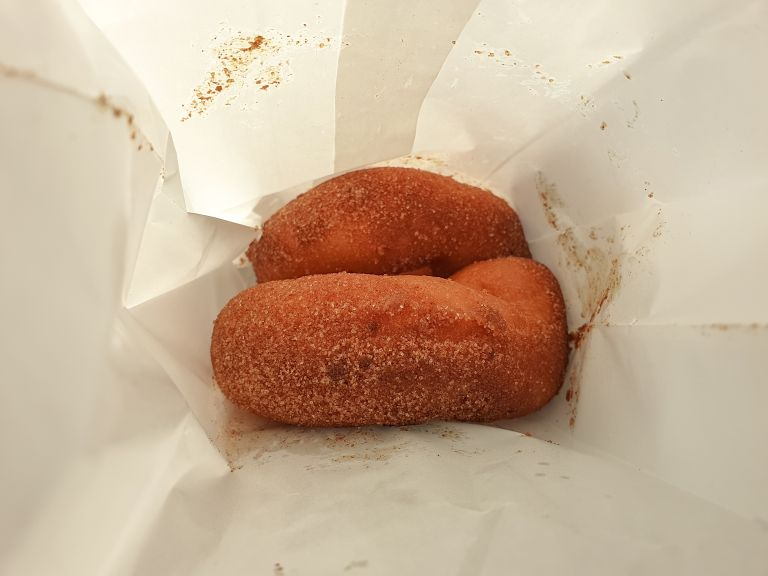 Berry Cinnamon Donut Van Shoalhaven New South Wales Australia
