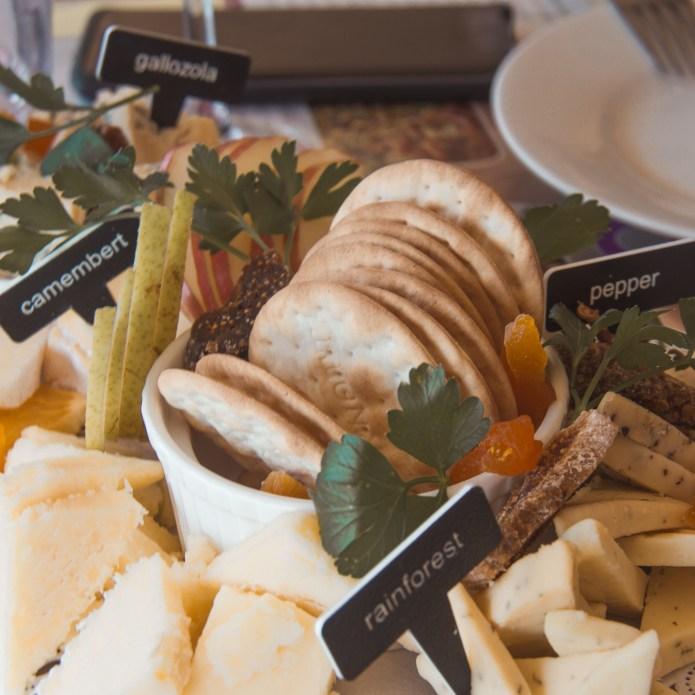 Gallo Dairyland Cheese Plate Atherton Tablelands Queensland Australia