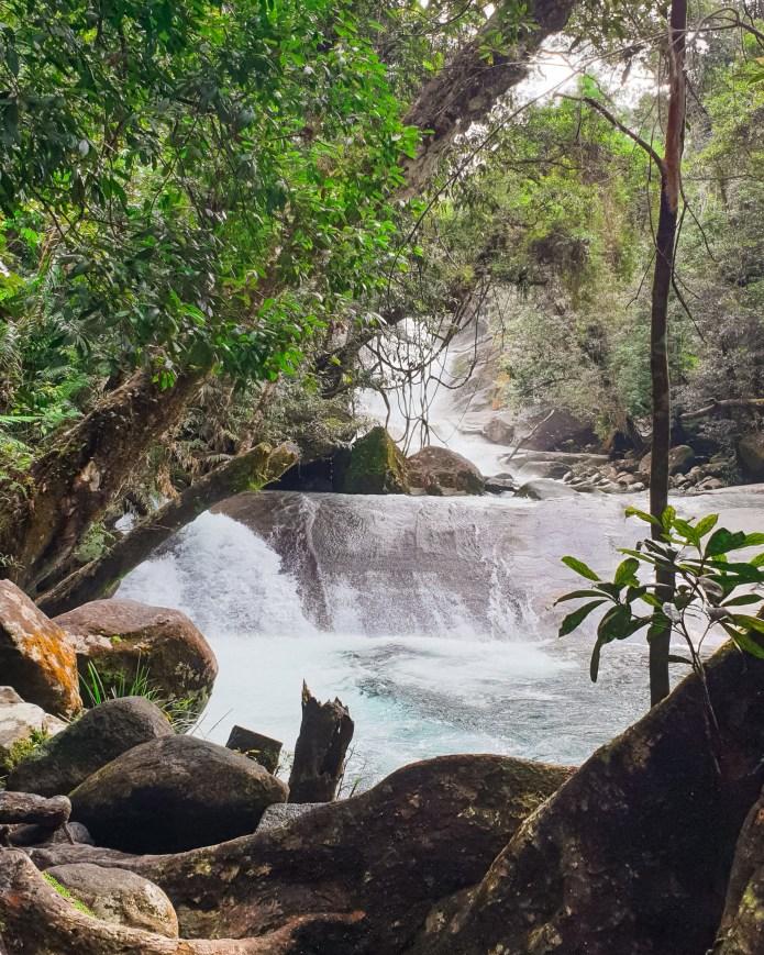 Josephine Falls Cairns Queensland Australia