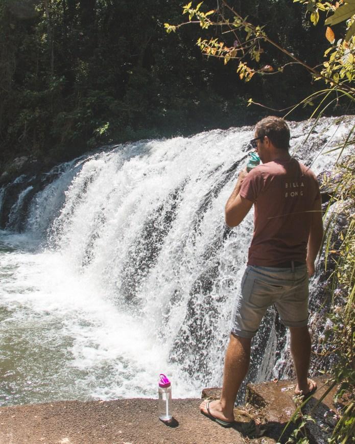 Malanda Falls Atherton Tablelands Queensland Australia