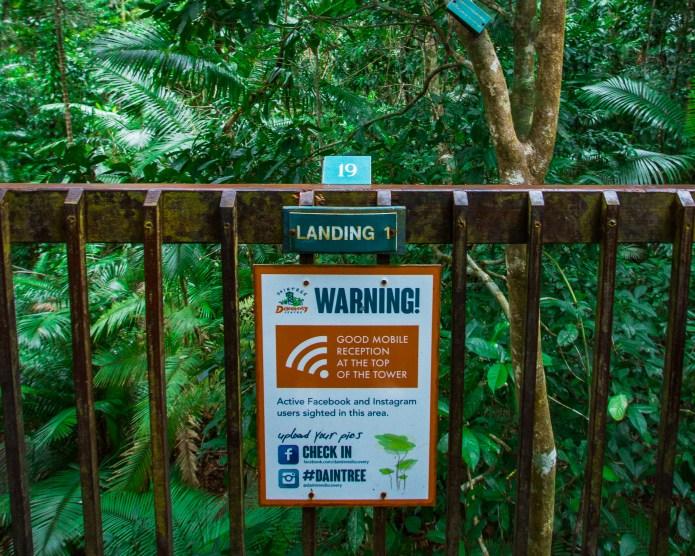 Daintree Rainforest Discovery Centre Instagram Queensland Australia