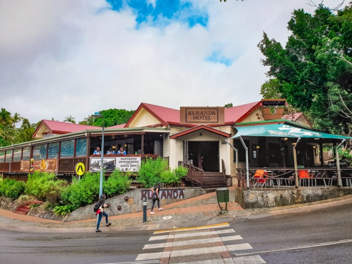 Kuranda Pub Cairns Queensland Australia