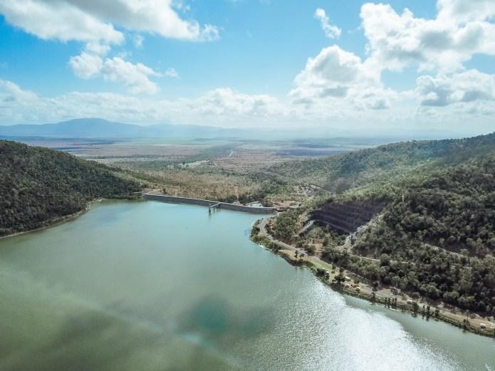 Lake Proserpine Queensland Australia