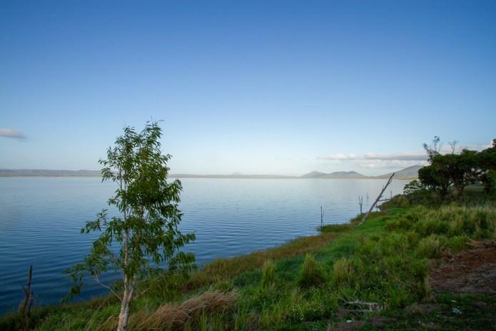 Peter Faust Dam Queensland Australia