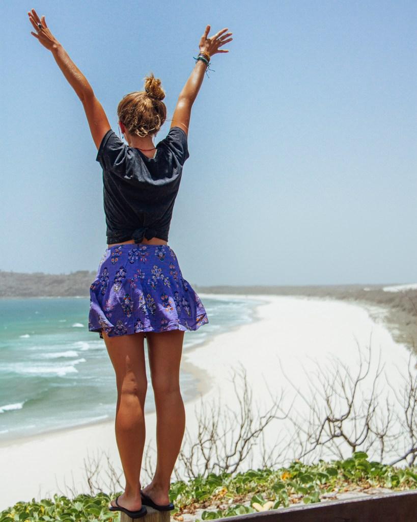 75 Mile Beach K'gari Queensland Western Australia