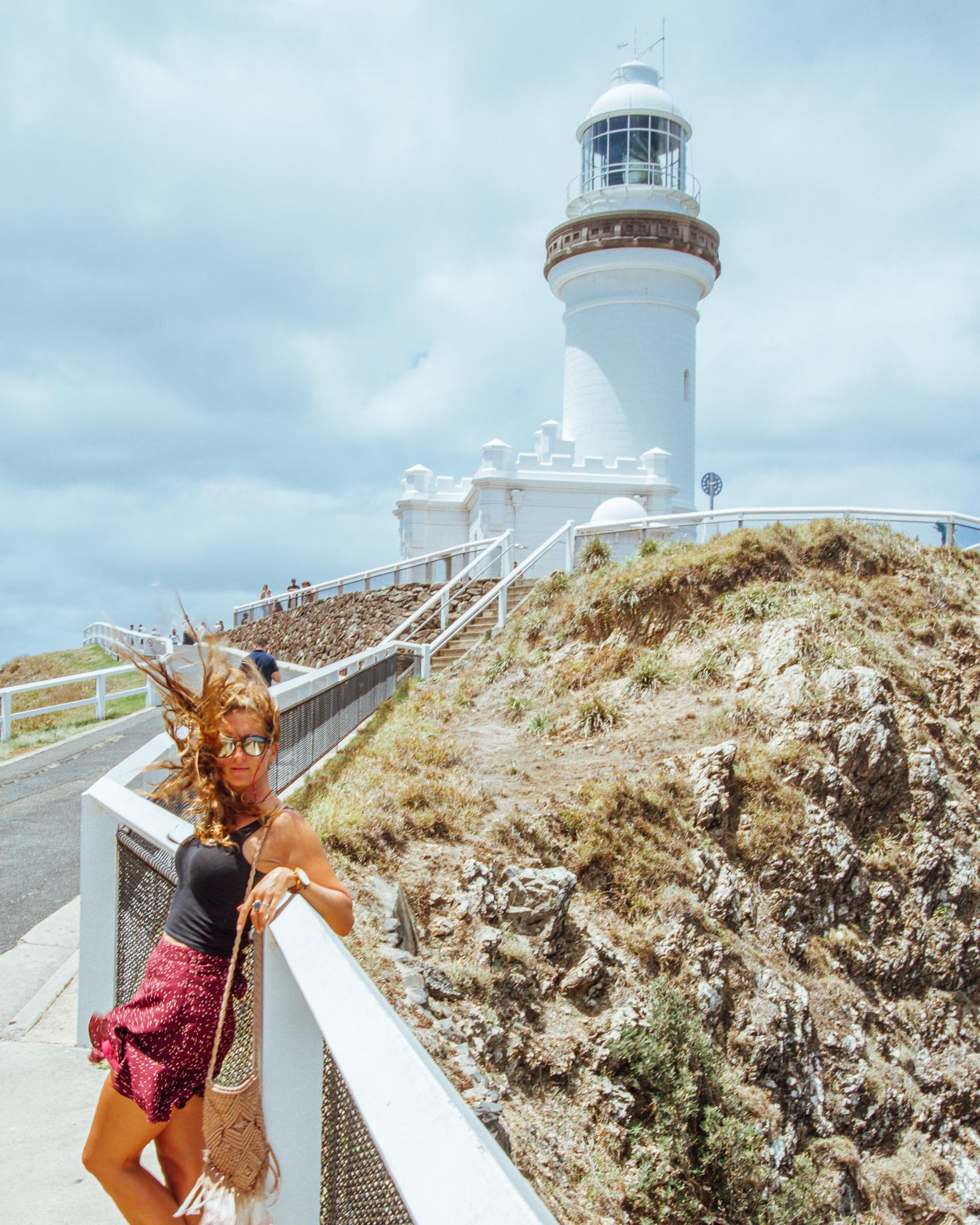 Byron Bay Lighthouse NSW Australia