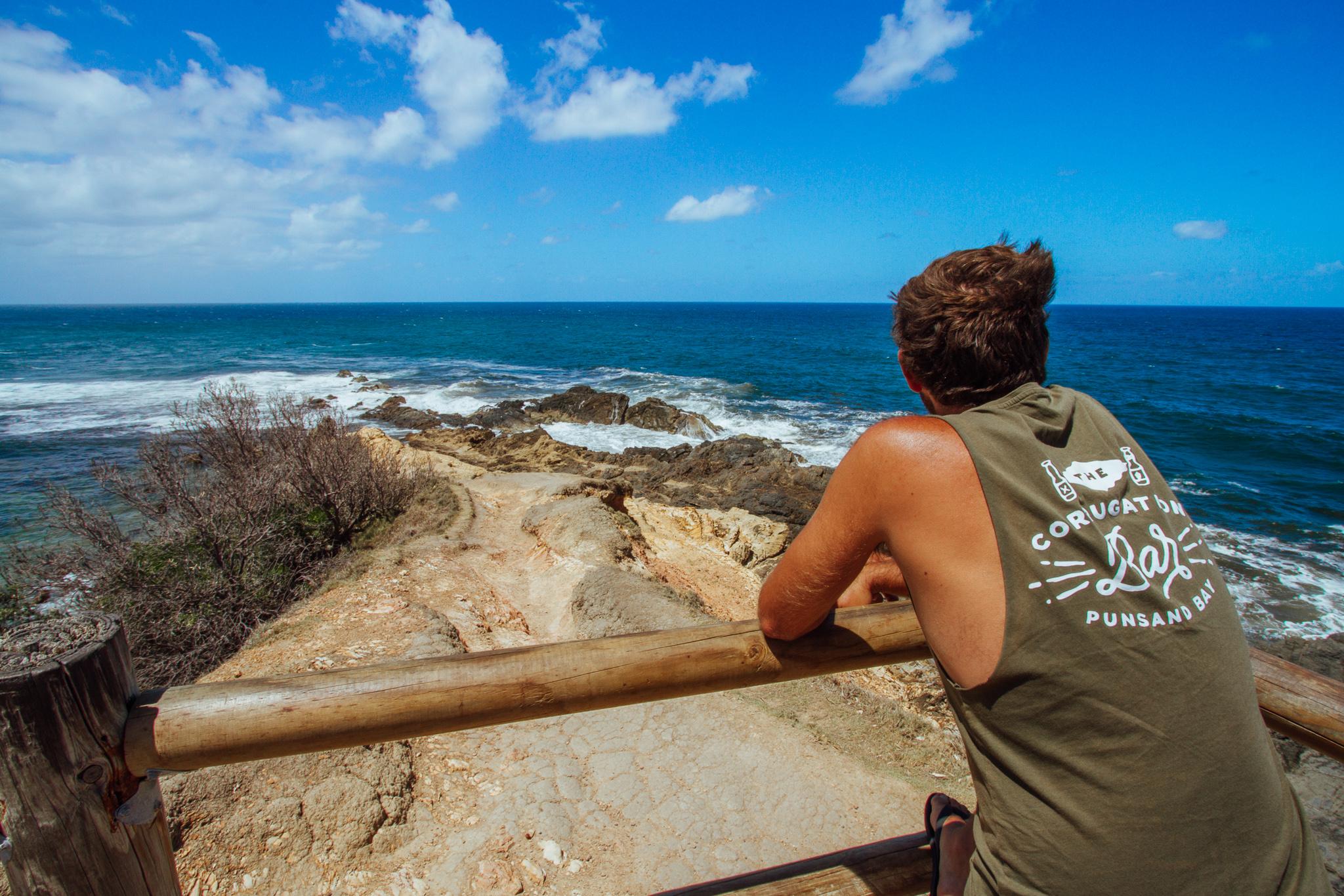 Cape Byron Easternmost Point NSW Australia