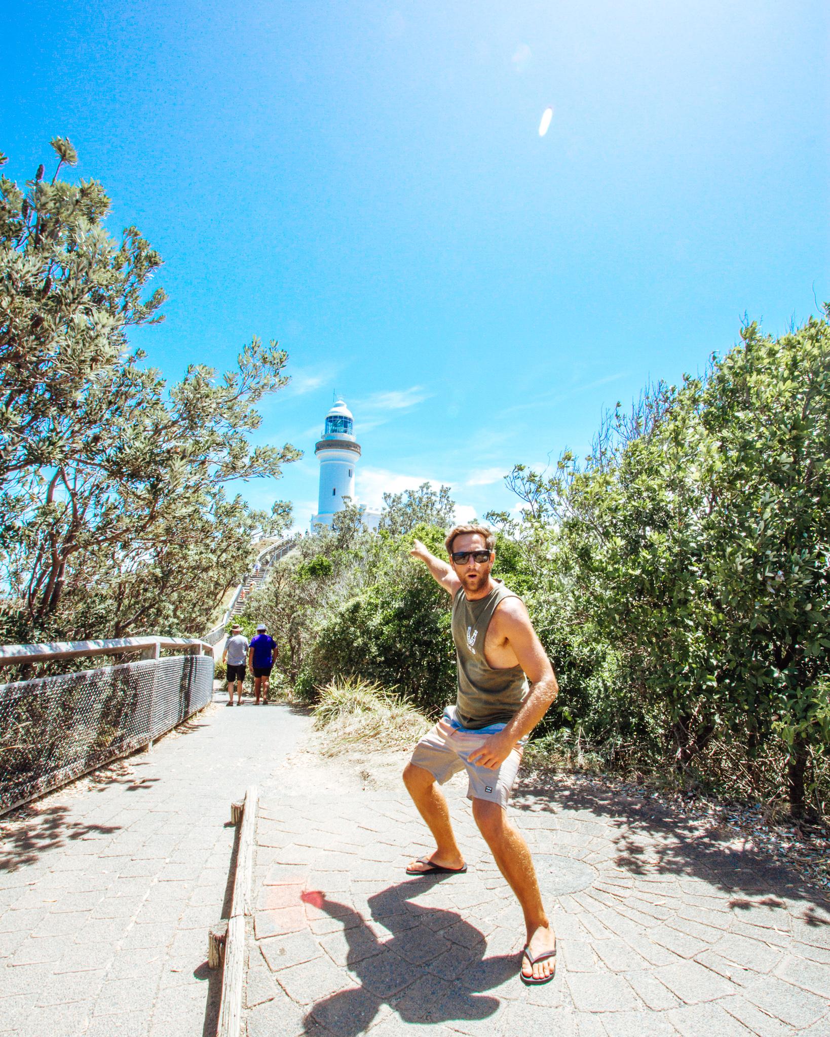 Cape Byron Walking Track NSW Australia