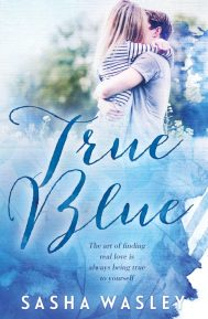 SASHA WASLEY ON TRUE BLUE, WRITING & PUNS - MONIQUE MULLIGAN