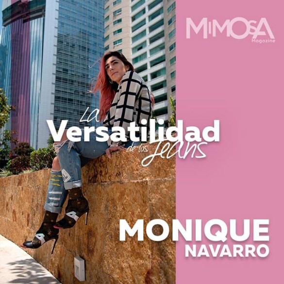 La versatilidad de los jeans, revista Mimosa