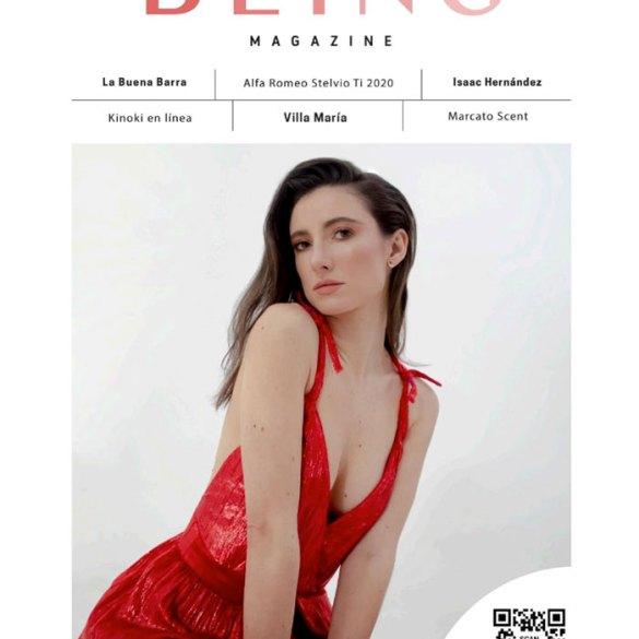 Nuestra Imagen Física con Presencia Digital, Revista Being Sept 2020