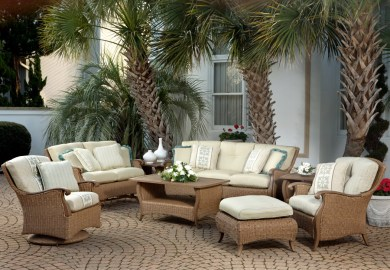Wood Patio Furniture Sets Sale