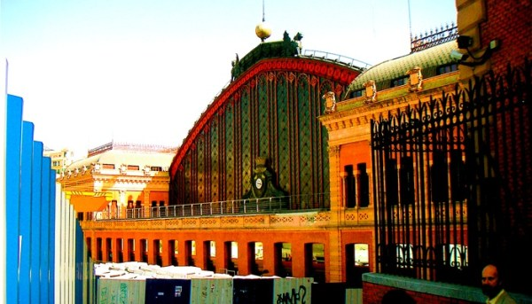 Madrid Railway Station