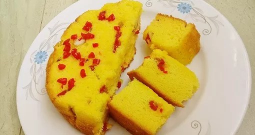 Fruit cake recipe bangla