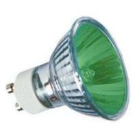 Becuri halogen BEC HALOGEN GU10  230v/35w  Green